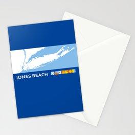 Jones Beach - New York. Stationery Cards