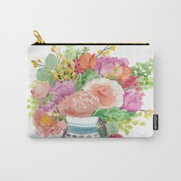 Bustin' Bouquet Carry-All Pouch