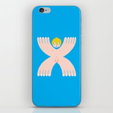 I´m a boy iPhone & iPod Skin
