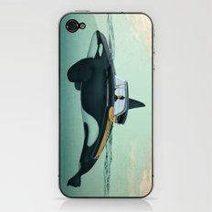 The Turnpike Cruiser of the sea iPhone & iPod Skin