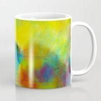 eiffel Mugs featuring Eiffel by Alexandre Reis