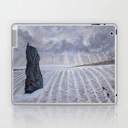 Frozen Field Megalith Laptop & iPad Skin