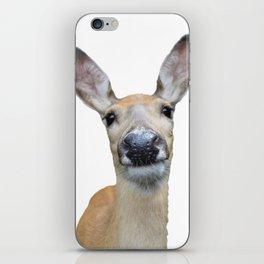 Doe a deer iPhone Skin