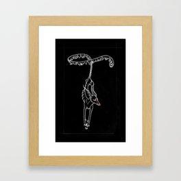 T is for Tantibus Framed Art Print