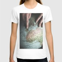 spain T-shirts featuring Spain by Haley Marshall Photography