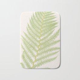 Ferns #2 Bath Mat