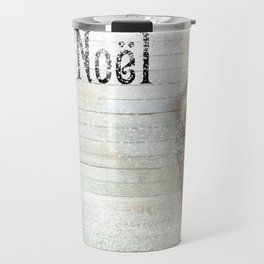 Christmas shabby vintage Travel Mug