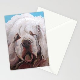 Got Clumber? Stationery Cards