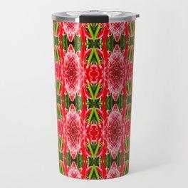FloralBlitz Travel Mug