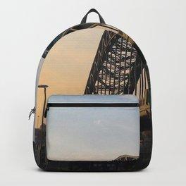 Tyne Bridge Sunset Backpack