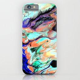 Rainbow Puddles 2 iPhone Case