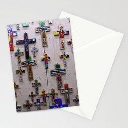 Guatemalan Crosses Stationery Cards