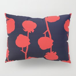 Cotton flower abstract Pillow Sham