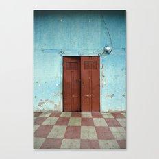 entr'apercevoir Canvas Print