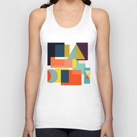 geo Tank Tops featuring Geo by Mr and Mrs Quirynen