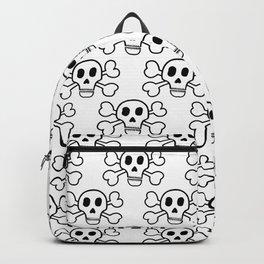 Skull and Crossbones Backpack