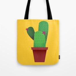 Summer Cactus Tote Bag
