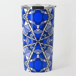 Blue Sapphire Travel Mug