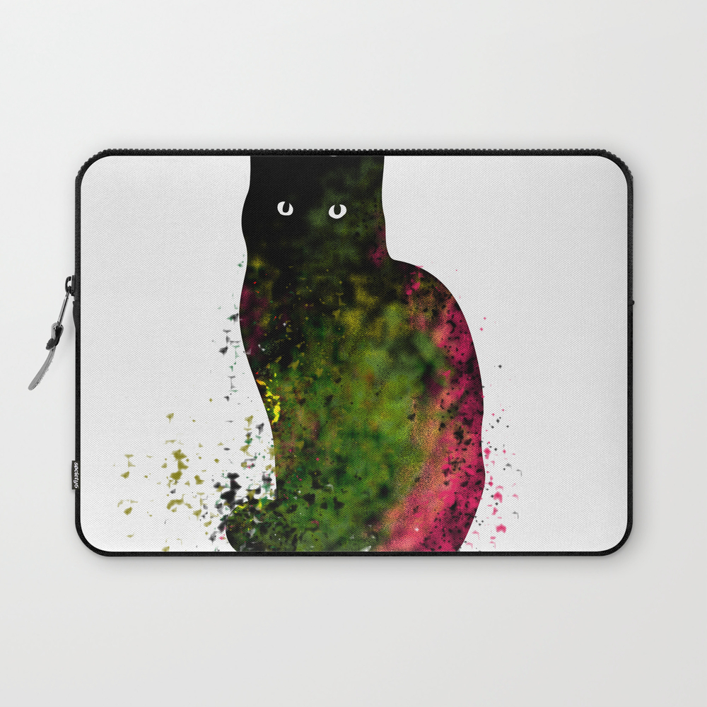 Pretty Kitty Laptop Sleeve LSV8091319
