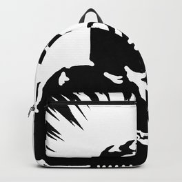 Eric Clapton Backpack