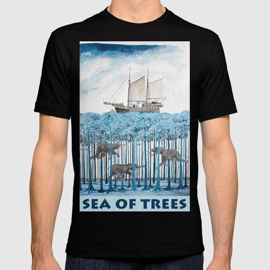 Sea of Trees T-shirt