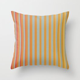mood in transition Throw Pillow