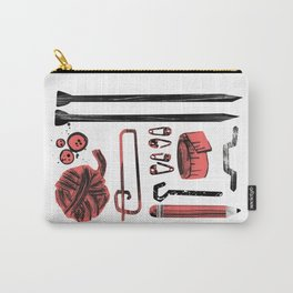 Knitting Kit Carry-All Pouch