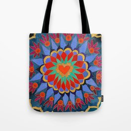 Feral Heart #04 Tote Bag