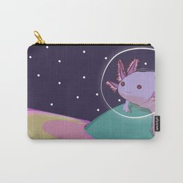 Axie from Saturn Carry-All Pouch