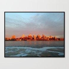 Brooklyn Heights Canvas Print