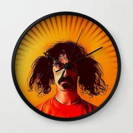 the muffin man Wall Clock