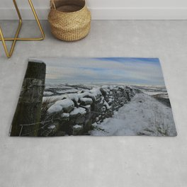 The Pendle Hills Rug