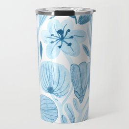 Swept Away Wildflowers Travel Mug