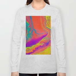 Psychedelic dream Long Sleeve T-shirt