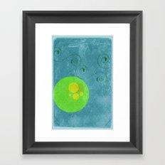 Design 3 Framed Art Print