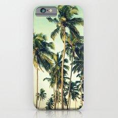 Paradise Print iPhone 6 Slim Case
