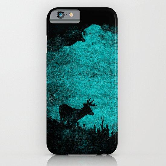 Patronus in a Dream iPhone & iPod Case