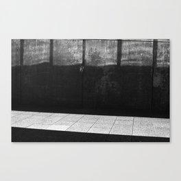 Divide Canvas Print