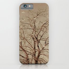 Mulberry Tree iPhone Case