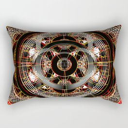 The Resonant Frequencies of Hell Rectangular Pillow