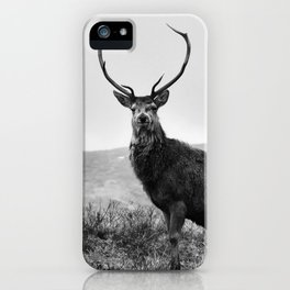 The Three Stags iPhone Case