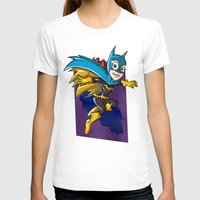 batgirl T-shirts featuring Batgirl! by neicosta