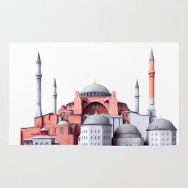 Hagia Sophia, Istanbul Rug