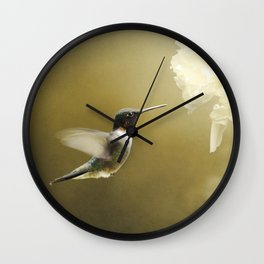 Dawn of a New Day Wall Clock
