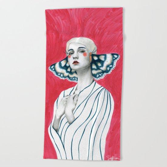 Natasha Beach Towel