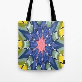 CC No.5 Pinwheel Tote Bag