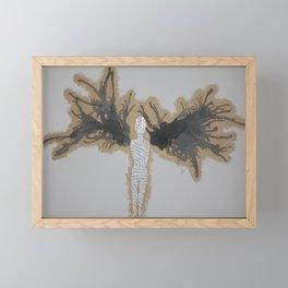 Unfurl Framed Mini Art Print