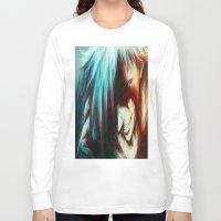 gurren lagann Long Sleeve T-shirts featuring Gurren Lagan by ururuty