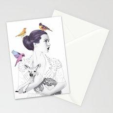 Princess Spike Stationery Cards