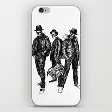the Legend of Hip Hop iPhone & iPod Skin